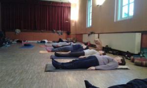 Salle Le yoga Lupéen