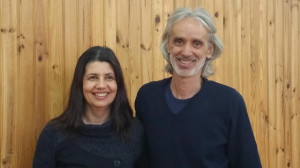 Sylvie Schmitt et Patrick Daubard