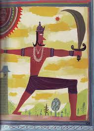 Vignette Virabadhrasana