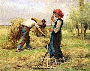 Julien_Dupre_-_La_Recolte_Des_Foins_(1881)