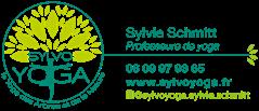 Logo Sylvoyoga
